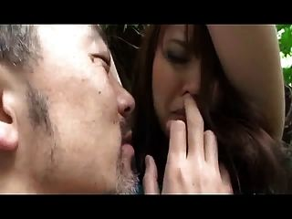 बिग तैसा जापानी लड़की का इस्तेमाल किया पकड़ा (बिना सेंसर)