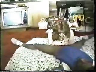 काले आदमी के साथ सफेद पत्नी - घर अंतरजातीय व्यभिचारी