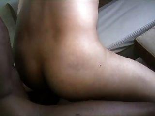 4 बड़े काले लंड बकवास 1 भाग्यशाली सफेद गधा