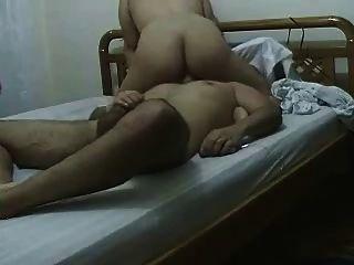 योनि और चेहरा बैठे संभोग