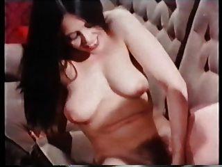 पेट्रीसिया Rhomberg - Schwarzer orgasmus - 1970 क्लासिक XXX 8mm