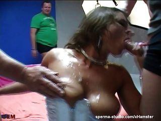 spermastudio: सह नंगा नाच कुल चरम - सेक्सी Susi - teil2