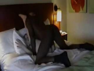 होटल में काले रंग के साथ पति फिल्मों पत्नी