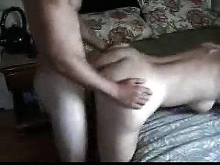 सींग का बना माँ बकवास गुदा मिल