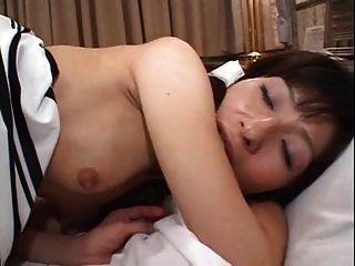 छोटे जापानी anally उल्लंघन परिपक्व (बिना सेंसर)