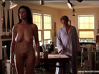 मिमी रोजर्स नग्न - मंजिल में दरवाजा