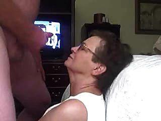 दादी एक चेहरे हो जाता है