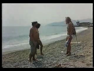 पुरानी जर्मन 70 के दशक - Palmen, मीर und Nassé grotten (फीचर) - cc79