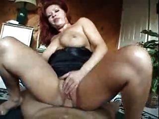 आदमी को अपनी प्रेमिका बिग titted चाची fucks