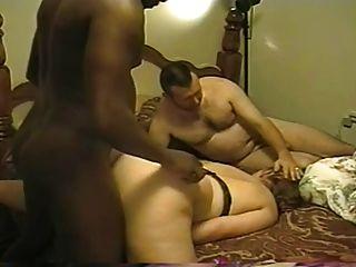 Cuck देखता बड़े assed पत्नी एक बीबीसी बोने ले लो