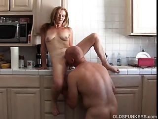 सेक्सी परिपक्व शौकिया बकवास प्यार करता है
