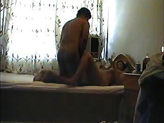 भारतीय भाभी छिपे हुए कैमरे पर गड़बड़ - दृश्यरतिक