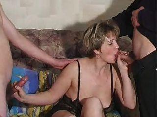रूसी माँ - Valentina 4
