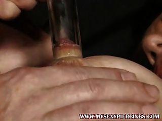 पंप छेदा एमआईएलए उसकी चक्राकार बिल्ली मोज़ा में गड़बड़