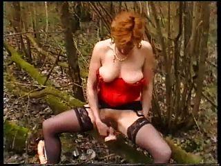 कोलेट - फ्रेंच पुराने सेक्सी महिला