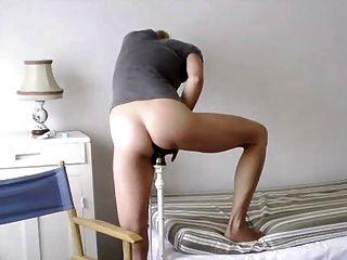 सुंदर गोरा बिस्तर का पाया प्रविष्टि