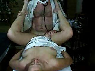 सींग का बना महिलाओं चिकित्सक द्वारा गड़बड़ हो जाता है