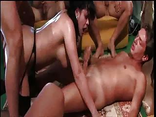 अभिनेता gessica Massaro इतालवी Troia समूह नंगा नाच गुदा culo figa Inculata