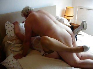 मेरे गुरु, मेरी पत्नी fucks, उसे संभोग सुख और गीला करता है।