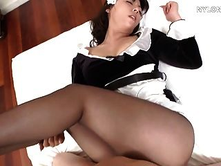 जापानी pantyhose नौकरानी सेक्स नायलॉन बकवास