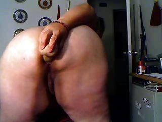बीबीडब्ल्यू विशाल dildo गुदा