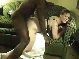 बीबीसी एक पार पत्नी (व्यभिचारी) fucks