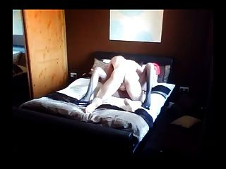 सेक्सी शौकिया Tgirl कमबख्त