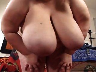 विशाल titted माँ