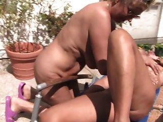 समलैंगिक परिपक्व और grannies