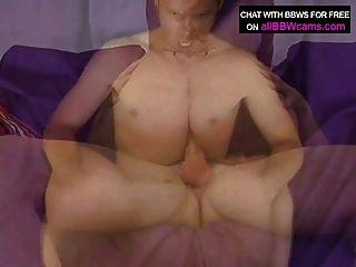 लैटिना अद्भुत फैट बीबीडब्ल्यू स्तन विशाल मुर्गा भाग 2 fucks