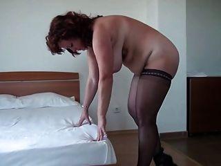 सेक्सी महिला परिपक्व