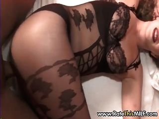 crotchless शरीर मोज़ा में सुपर गर्म हल्के पीओवी सेक्स