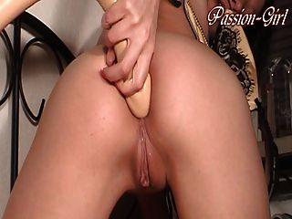 30 सेमी के अंदर dildo - जुनून-लड़की जर्मन शौकिया
