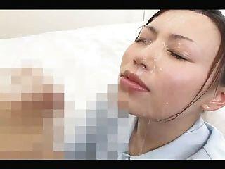 जापानी लड़कियों के चेहरे संकलन 2।
