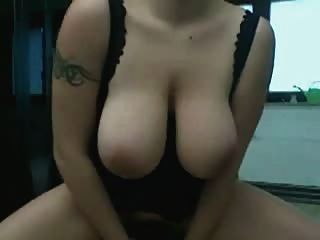 F60 बड़े स्तन inflatable पूंछ