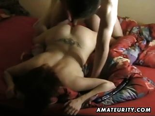 संचिका शौकिया पत्नी बेकार है और सह शॉट के साथ fucks