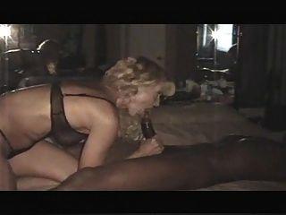 दो काले बैल के साथ पत्नी बीबीसी अंतरजातीय तारीख