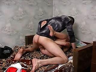रूसी माँ कुछ प्यार से पता चलता है।