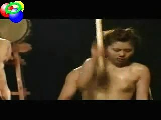 Taiko japanstraditional ड्रम ... और सेक्स लाइन
