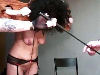 विकृत जोड़ी के भाग 1 द्वारा अत्याचार saggy स्तन के साथ परिपक्व
