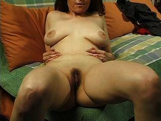 शौकिया फ्रेंच लड़की कास्टिंग और हस्तमैथुन (1ère partie)