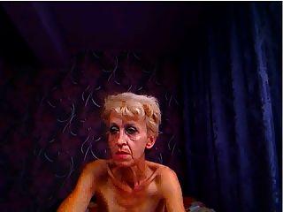 बदसूरत नानी सांचा के लिए बन गया है और गधे pokes
