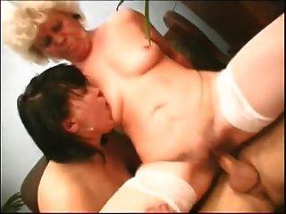 2 दादी salopes