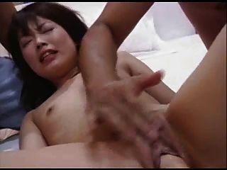 सुंदर जापानी लड़की fisted