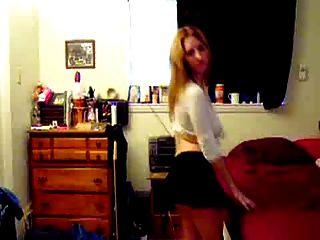 बिग Titty गोरा नृत्य