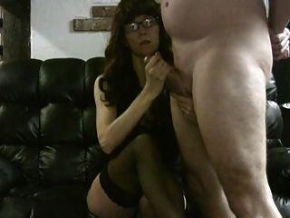 बर्बाद orgasmus साथ handjob