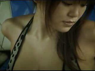 जापान लड़कियों - योको matsugane - XXX बस