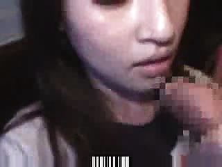 जापानी लड़की रात के खाने के तो सेंसर गड़बड़ ... बीएमडब्ल्यू