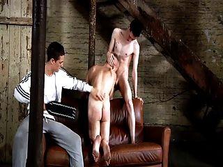 बीडीएसएम गुलाम समलैंगिक लड़के schwule jungs उड़ा चाहिए