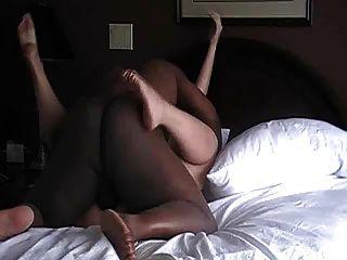 पत्नियों barebacking अश्वेतों क्लिप # 12.eln